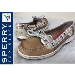 Sperry Top-Sider Signature Leather Loafers